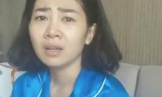 Mai Phương bật khóc hứa sẽ cố gắng chiến đấu với bệnh tật đến giây phút cuối cùng