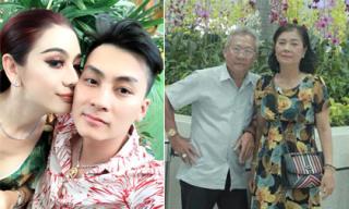 Lâm Khánh Chi được chồng và bố mẹ tháp tùng sang Thái Lan, bắt đầu kế hoạch có con