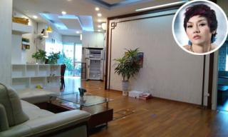 Ca sĩ Thái Thùy Linh rao bán căn hộ tiền tỉ 152m