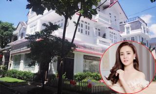 Ca sĩ Vy Oanh rao bán căn biệt thự màu trắng trị giá 40 tỷ