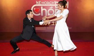 Hoàng Yến Chibi cùng Quang Đăng tình tứ nhảy vũ điệu Tango trên nền nhạc Cánh Hồng Phai