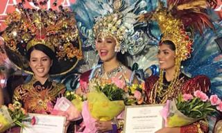 Đại diện Việt Nam xuất sắc góp mặt trong Top 3 trang phục đẹp nhất tại Hoa hậu châu Á Thái Bình Dương