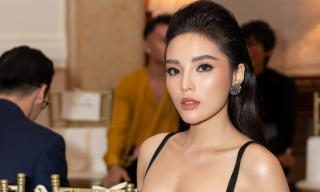 Hoa hậu Kỳ Duyên là lựa chọn duy nhất của Việt Nam tham gia show Tuần lễ thời trang Paris