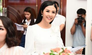Hoa hậu Ngọc Hân: 'Chắc gì hư lấy được chồng? Đầy gái hư đã lấy được chồng đâu?'