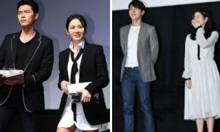 Không chỉ đẹp đôi, Son Ye Jin và Hyun Bin còn mặc đồ vô cùng ăn ý