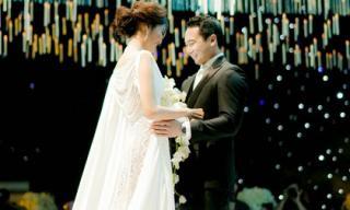Những khoảnh khắc đẹp như cổ tích trong đám cưới của Lan Khuê và John Tuấn Nguyễn