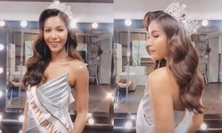 Mê mẩn nhan sắc và thần thái như Hoa hậu của Minh Tú