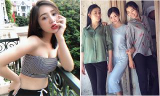 Nhan sắc cô em gái cực nóng bỏng đang gây chú ý của Lan 'cave' trong phim 'Quỳnh búp bê'