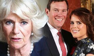 Thêm bằng chứng khẳng định bà Camilla bị chồng đuổi ra khỏi cung điện, đám cưới cháu gái cũng không đến dự