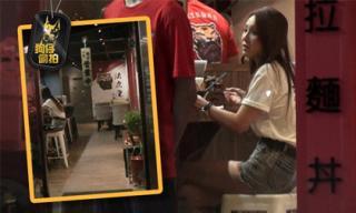 Ra sức tiếp thị ở Đài Loan, Helen Thanh Đào vẫn than thở vì kinh doanh tiệm mỳ ế ẩm