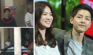 Song Joong Ki đến tận Cuba để chăm sóc bà xã Song Hye Kyo khi quay phim?