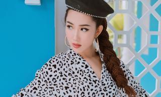 'Hân Hoa hậu' Thuý Ngân kể về chuyện ăn tát thật và bóc trần quan điểm ngoại tình
