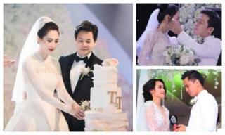 Sau mỗi lời tuyên ngôn trong đám cưới là sao Việt khóc như mưa, bạn biết nguyên nhân chưa?