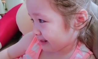 Hình phạt siêu đáng yêu của Elly Trần dành cho con gái vì tội đánh em