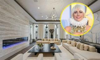 'Cô nàng kỳ quái' Lady Gaga mạnh tay chi 700 tỷ đồng tậu nhà mới