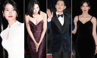 APAN Star Awards 2018: Dàn trai xinh gái đẹp xứ Hàn hội tụ, bạn gái G-Dragon 'đốt nóng' thảm đỏ