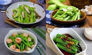 Công thức 4 loại rau xào đơn giản, ngon miệng, ăn càng nhiều bụng càng nhỏ
