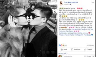 Linh Chi được Lâm Vinh Hải tặng thẻ từ và sổ hồng căn nhà mới nhân dịp sinh nhật