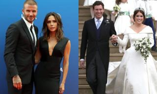 Lý do David và Victoria vắng mặt trong đám cưới cháu gái Nữ hoàng Anh dù rất thân thiết với Hoàng gia