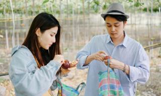 Người yêu ở xa, Diễm My 9x rủ rê Quang Vinh đi du lịch Đài Loan
