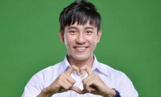 'Chàng lớp trưởng' điển trai Trương Văn Chung gây sốt trong sitcom 'Ngốc ơi là ngốc'