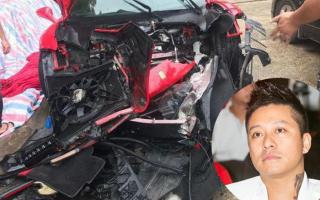 Thông tin ít biết về Ferrari 488 GTB 15 tỷ đỏ rực mà Tuấn Hưng gặp tai nạn