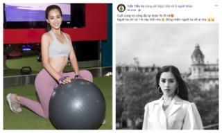 Sau một tháng đăng quang, Hoa hậu Tiểu Vy cũng thành công lấy lại facebook cá nhân