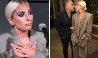 'Cô nàng kỳ quái' Lady Gaga xác nhận đính hôn nhưng chiếc nhẫn kim cương hồng trị giá triệu đô mới là tâm điểm