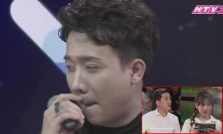 Trấn Thành 'đứng hình' khi nghe 'Hari Won là vợ Trường Giang'
