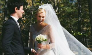 Siêu mẫu đình đám thế giới Karlie Kloss kết hôn với em chồng Ivanka Trump