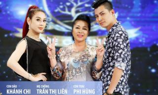 Lâm Khánh Chi: 'Gia đình tôi và gia đình chồng rất bình đẳng và yêu thương nhau. Mẹ chồng tôi chưa bao giờ sợ tôi'