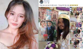 Chân dung người vợ 'dùng chồng như phá', từ hot boy thành 'bang chủ cái bang' gây sốt trên mạng
