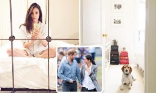 'Đột nhập' phòng ngủ trong tổ ấm bạc tỷ của Công nương Meghan Markle