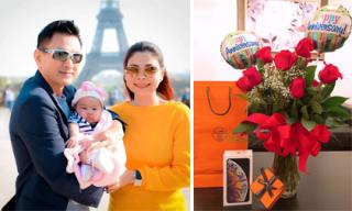 'Búp bê' Thanh Thảo khoe quà khủng của chồng tặng nhân dịp kỉ niệm 2 năm yêu nhau