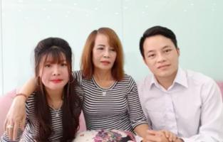 Cô dâu 62 tuổi - Thu Sao livestream tuyên bố: 'Thị Nở tái sinh' là vợ hai của chồng trẻ
