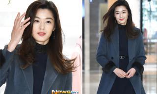 Vừa bị chê, 'mợ chảnh' Jeon Ji Hyun đã lấy lại phong độ đẹp xuất sắc và nuột nà hơn cả thời con gái