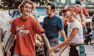 Không chỉ gọi vợ, Justin Bieber còn nâng Hailey Baldwin lên tận mây xanh, điều anh chưa từng làm với Selena Gomez