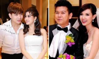 Vẫn còn tình cảm nhưng nhiều sao Việt quyết định chia tay vì không chịu được áp lực từ bố mẹ