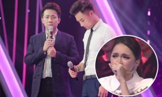 Chuyện tình cảm động của chàng trai đồng tính khiến Trấn Thành - Hương Giang rơi nước mắt