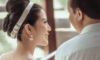 Ca sĩ Đinh Hiền Anh tổ chức đám cưới với ông xã là cán bộ cấp cao