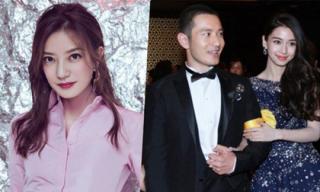 Triệu Vy lên tiếng giải vây giữa tin đồn Angelababy - Huỳnh Hiểu Minh ly hôn