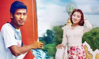Ngất ngây với nét duyên dáng của nữ diễn viên, bạn gái 'Messi Myanmar'