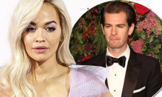 'Tiểu Rihanna' bí mật hẹn hò 'người Nhện' Andrew Garfield