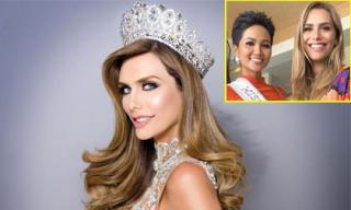 Người đẹp chuyển giới Tây Ban Nha gây tranh cãi khi đến Thái Lan dự thi Miss Universe 2018 cùng H'Hen Niê