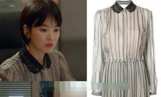 Song Hye Kyo khiến dân tình 'ngất ngây' vì liên tục diện phụ kiện sang chảnh trong phim mới