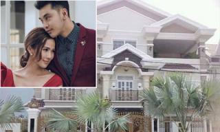 Khối tài sản của Ưng Hoàng Phúc và bạn gái là mẹ đơn thân khi về chung 1 nhà