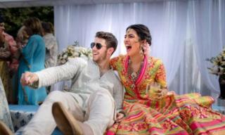 Đám cưới xa hoa của Nick Jonas và Hoa hậu thế giới trong cung điện Ấn Độ