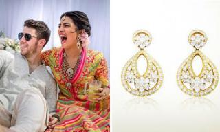 Hoa hậu thế giới 2000 Priyanka Chopra được mẹ chồng tặng bông tai hơn 1,8 tỷ đồng làm quà cưới