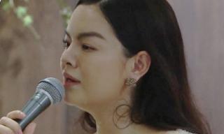 Sau biến cố hôn nhân, Phạm Quỳnh Anh bật khóc khi hát 'Tất cả sẽ thay em'
