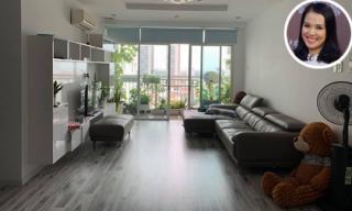 Diễn viên Lý Thanh Thảo khoe căn hộ mới rộng rãi tại TP Hồ Chí Minh